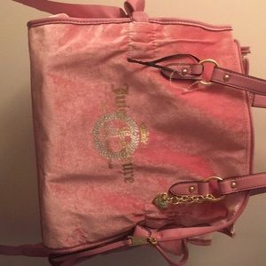 Pink medium bag